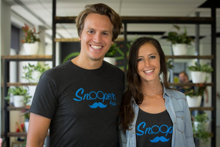 Snooper muru-D startup