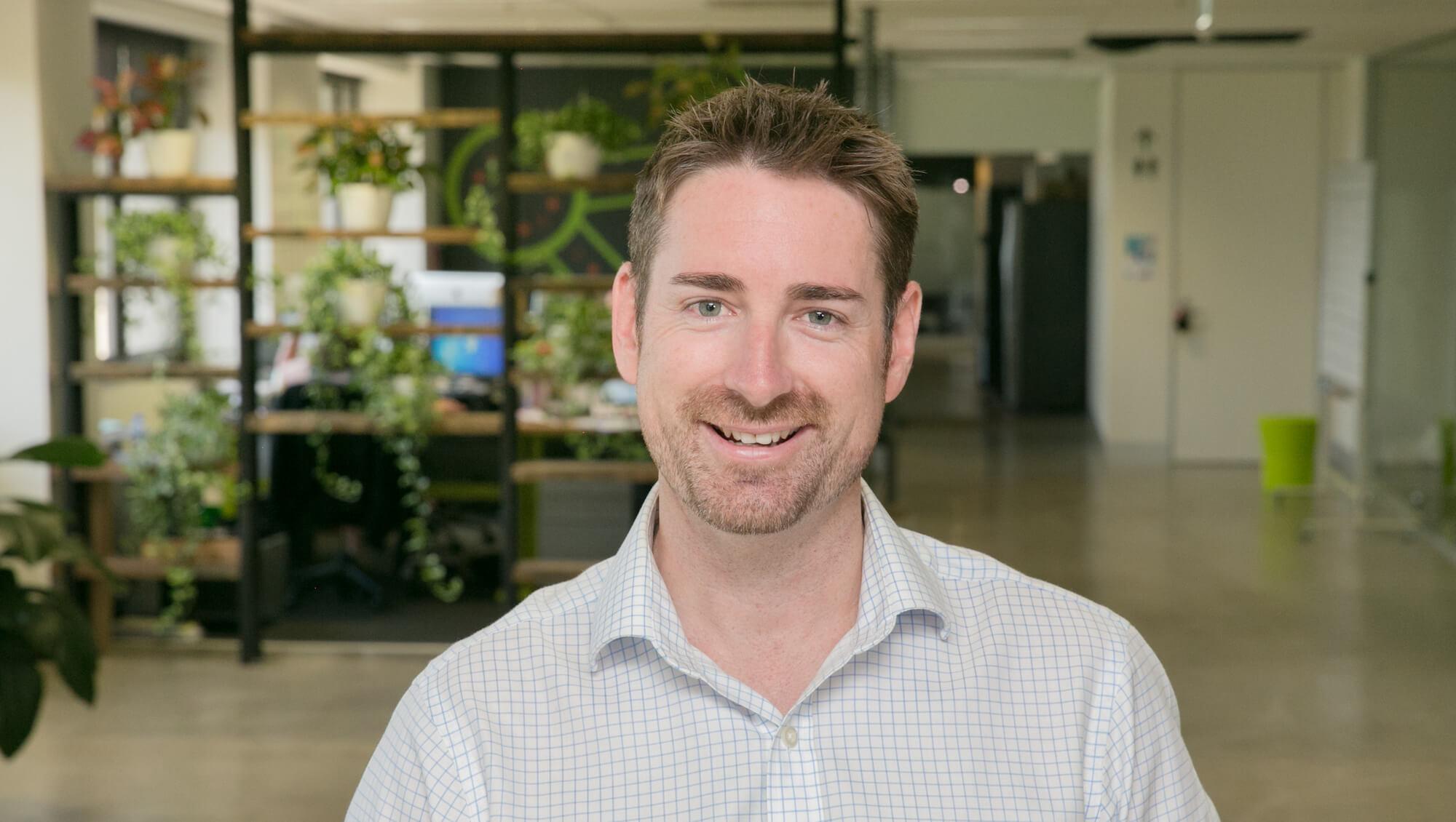 Mark Stewart Skygrow tree planting robots muru-D startup accelerator