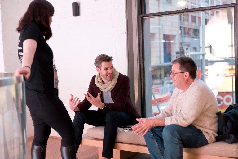 muru-D startup accelerator investor founder relationships