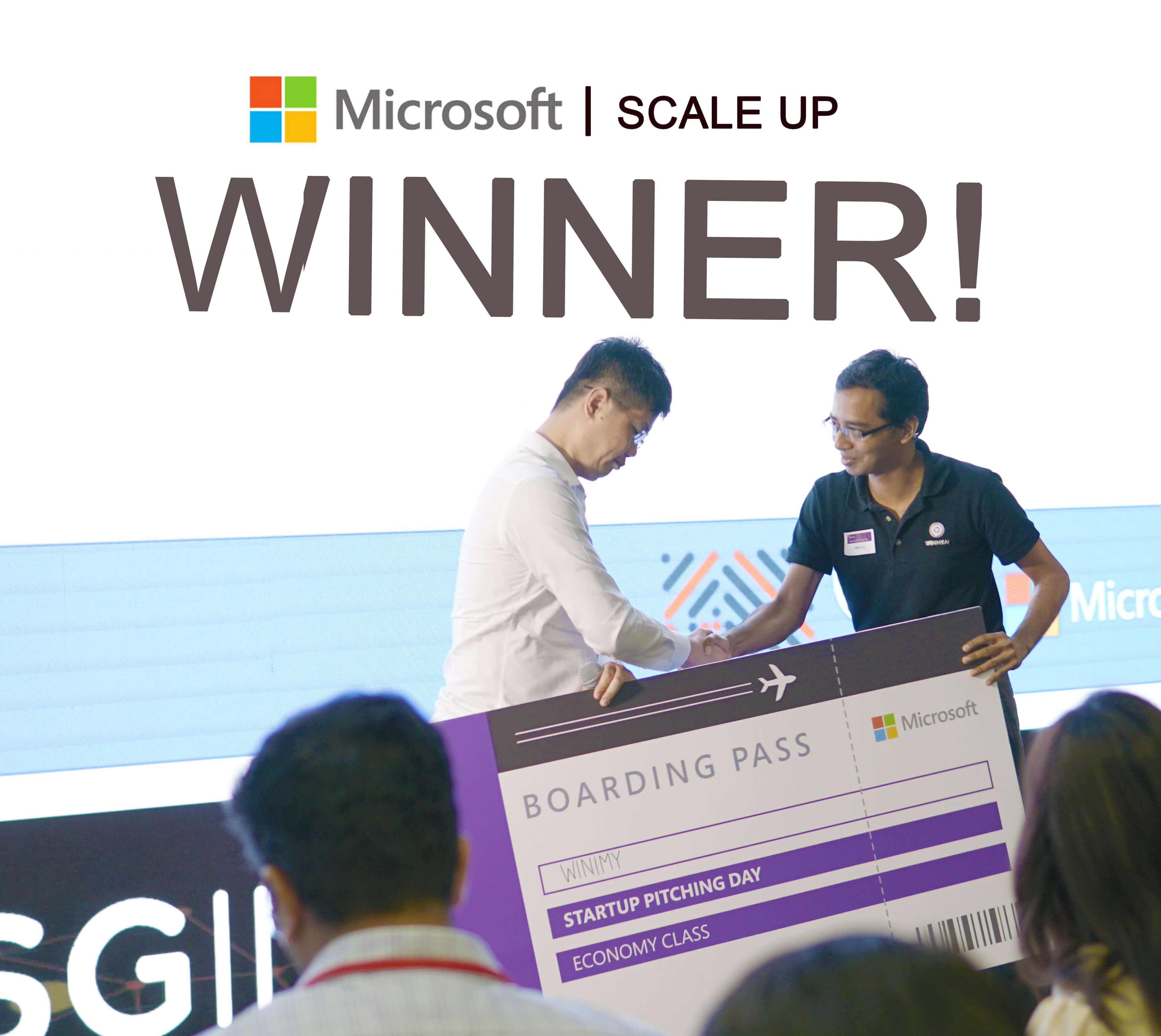 winimy muru-D startup accelerator