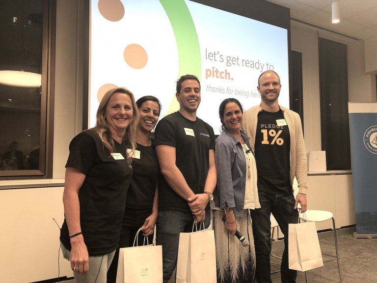 Golden ticket pitch winners muru-D Oct 2018