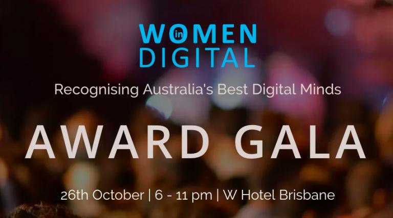 Women in Digital Awards