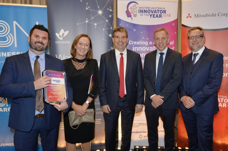 WA Innovator of the Year