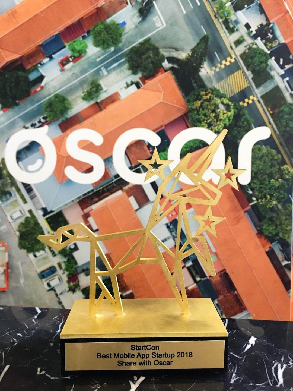 Share with Oscar win