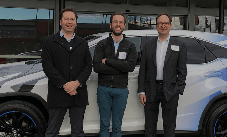 Telstra and Lexus making roads safer