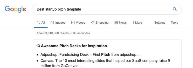 What makes a winning startup pitch deck? - muru-D